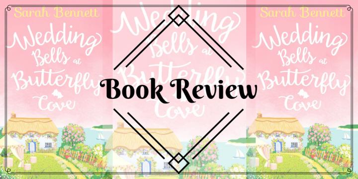#bookreview #weddingbells #butterflycove #bibliophile