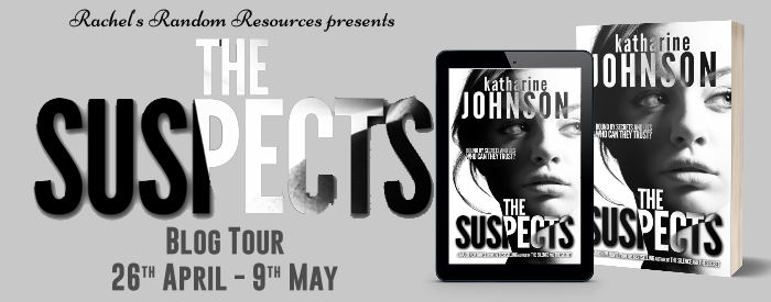 The Suspects Book Review